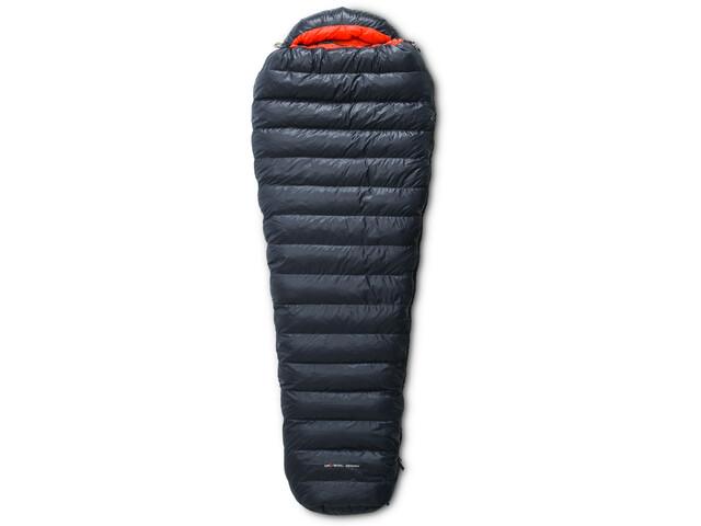 Yeti V.I.B. 400 Sacos de dormir L, black/red